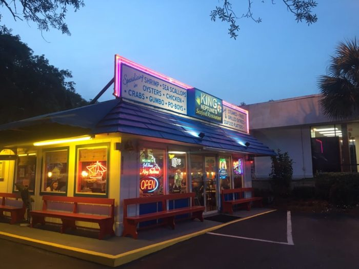 1. King Neptune's Seafood Restaurant - Gulf Shores