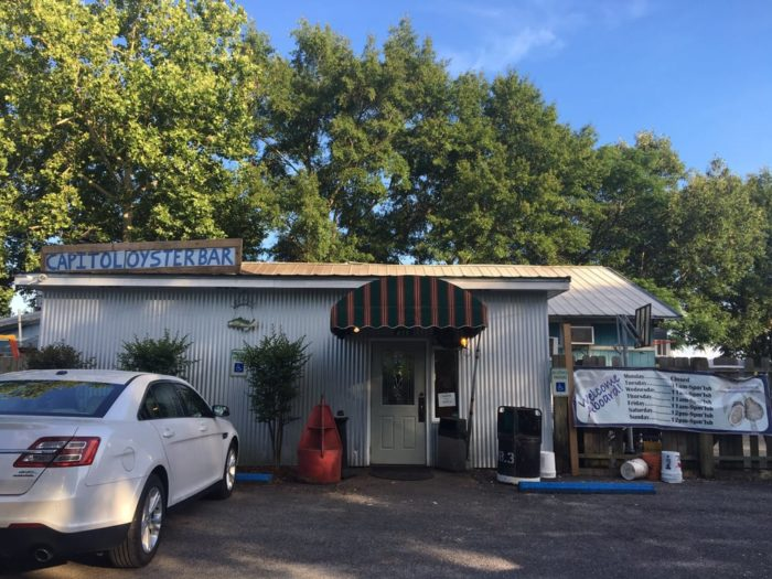 3. Capitol Oyster Bar - Montgomery