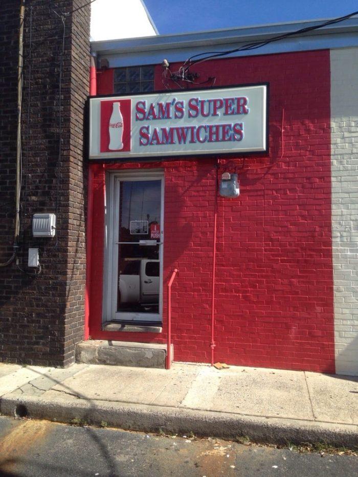 9. Sam's Super Samwiches - Homewood
