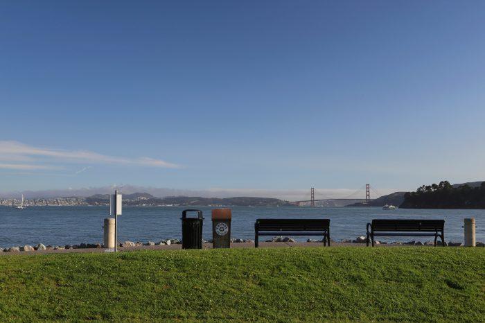 Incredible views from Tiburon.