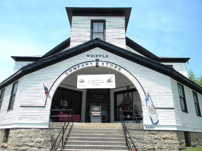 Whipple Company Store Has A Haunting History