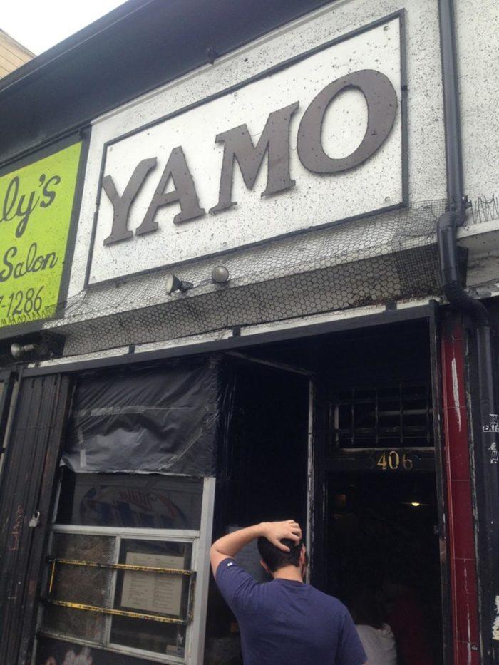 2. Yamo: 3406 18th Street