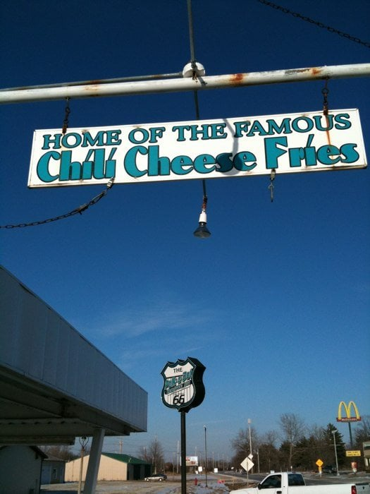 Make sure you check out the chili cheese fries--they are the best thing ever.