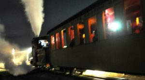 The Haunted Train Ride Through Wisconsin That Will Terrify You In The Best Way Possible