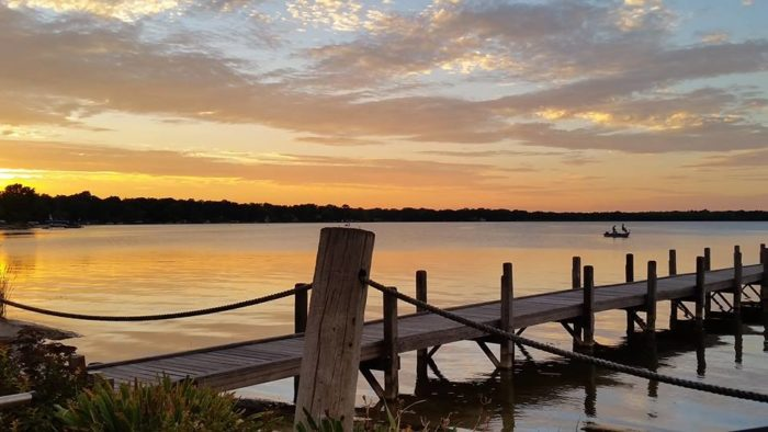 No one has a better view on Eagle Lake, and you can enjoy it while having a phenomenal meal.
