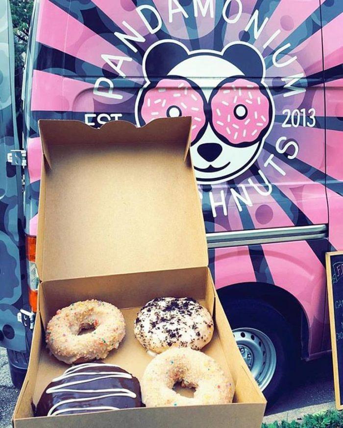 2. Pandamonium Donuts