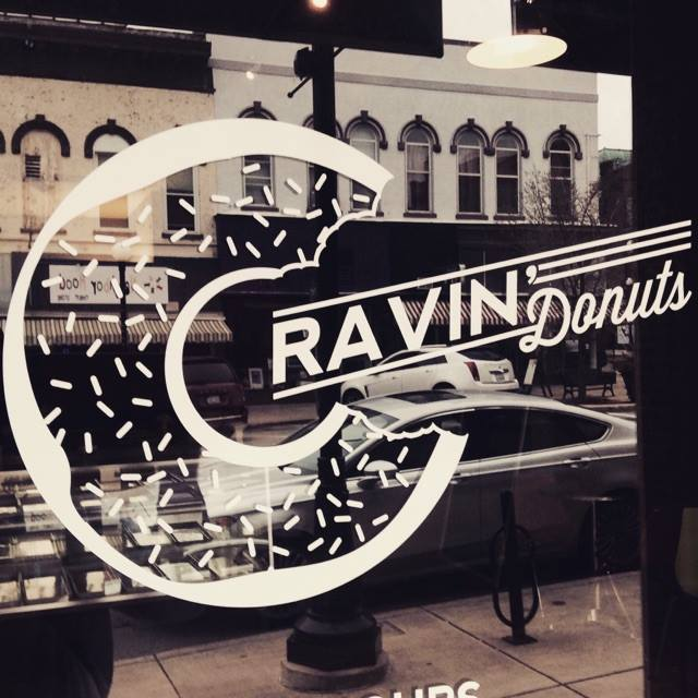 3. Cravin Donuts
