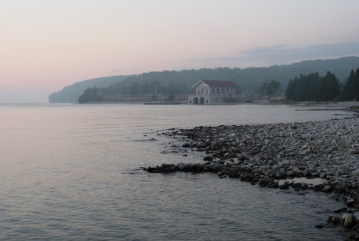 The only way to reach Rock Island is by ferry, which you board on Washington Island.