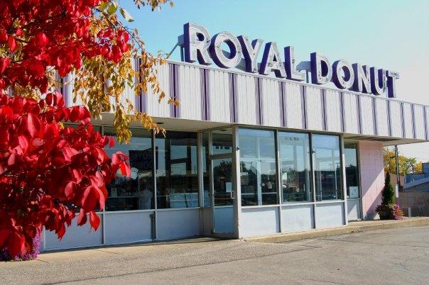 10. Royal Donut