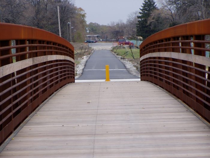 It was developed with the help of multiple volunteers, and it is now maintained by DuPage County and numerous townships.