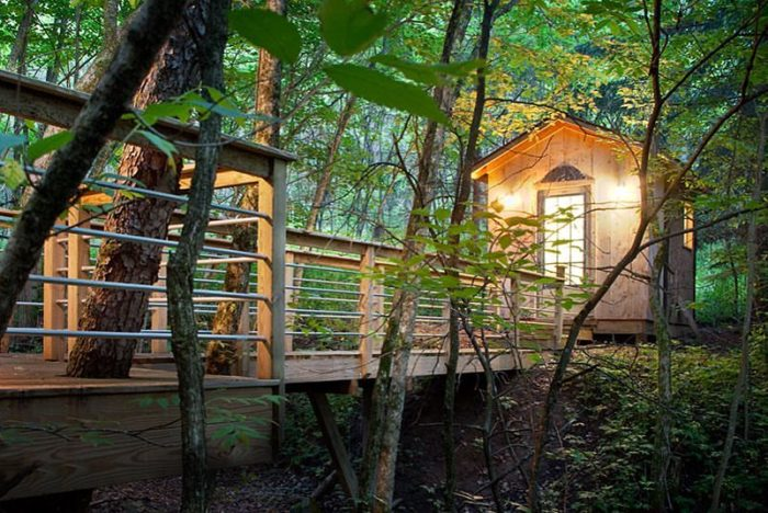 4. Candlewood Cabins