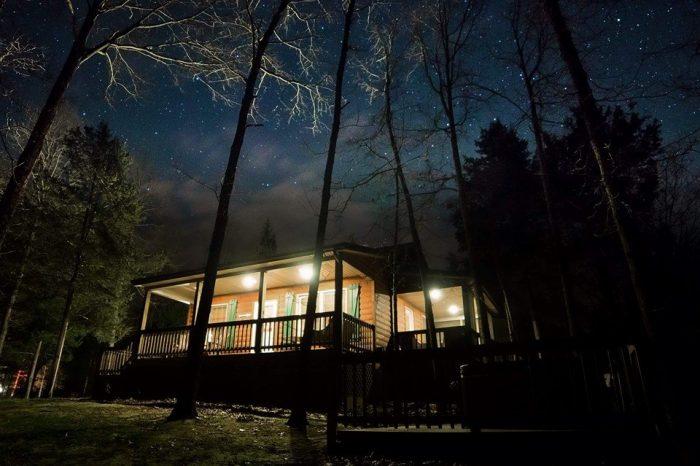 4. Cedar Rock Cabins