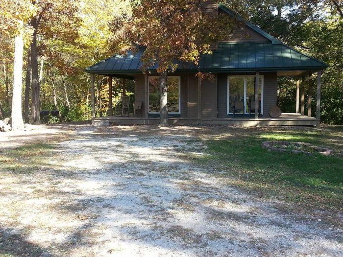 7. Rocky Springs Cabin