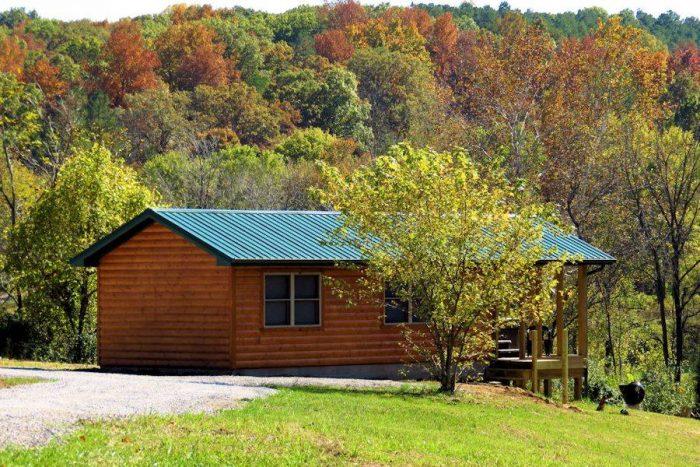 9. Shawnee Forest Cabins