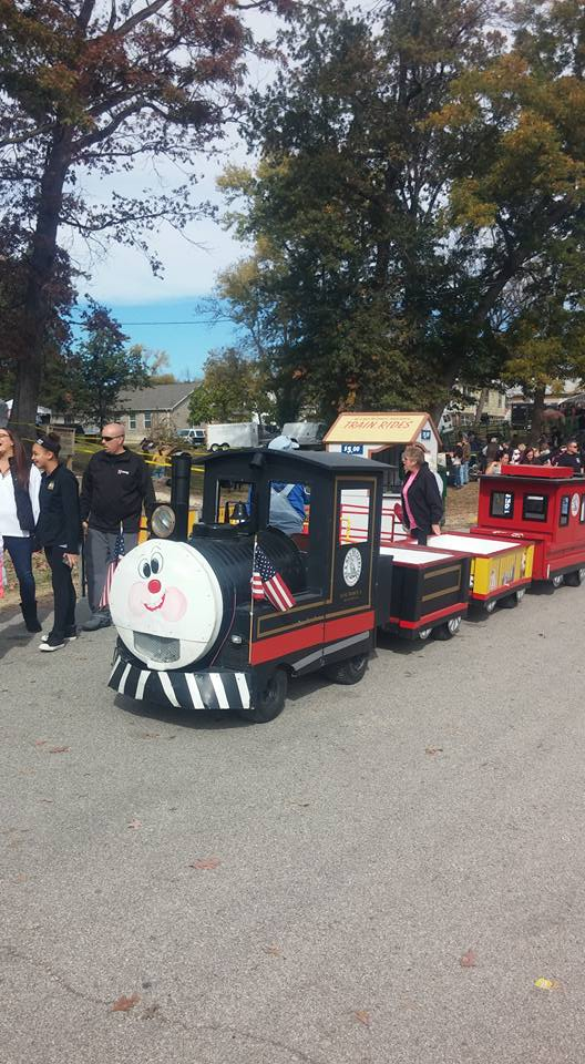 Feel free to bring the kids with you! Apple Butter Festival is family-friendly and features train rides and games for the kiddos.