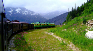 This Historic Train Ride In Alaska Will Lead You Straight Into Another Country