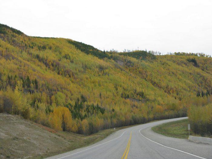 8. Alcan / Alaska Highway