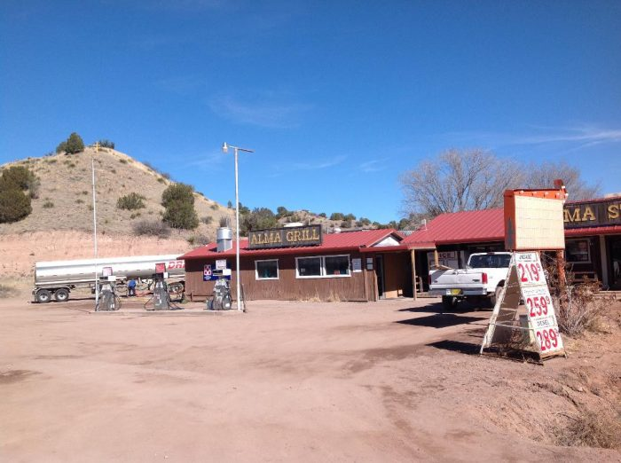 When visiting this area, use the town of Glenwood for a base.
