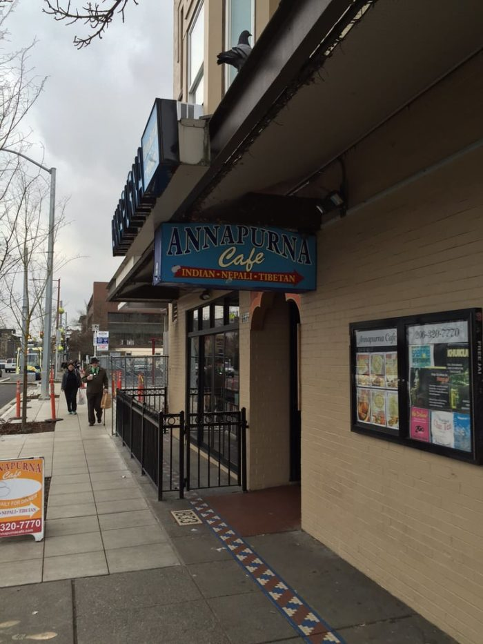 9. Annapurna Cafe, Seattle