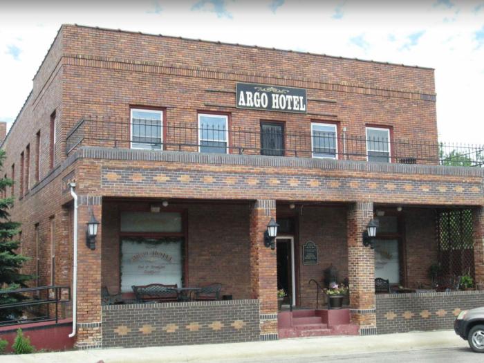 6. The Historic Argo Hotel, Crofton