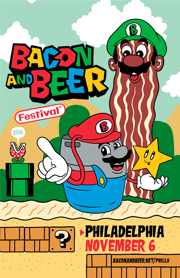 8. Bacon and Beer Festival