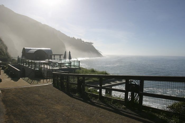 The baths at Esalen make for the ideal and classic Big Sur experience. Relaxing in the tub is probably the best way to follow up a walk on the beach or a strenuous hike.