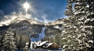 The One Mountain Lodge In New Mexico That's Perfect For A Winter Escape