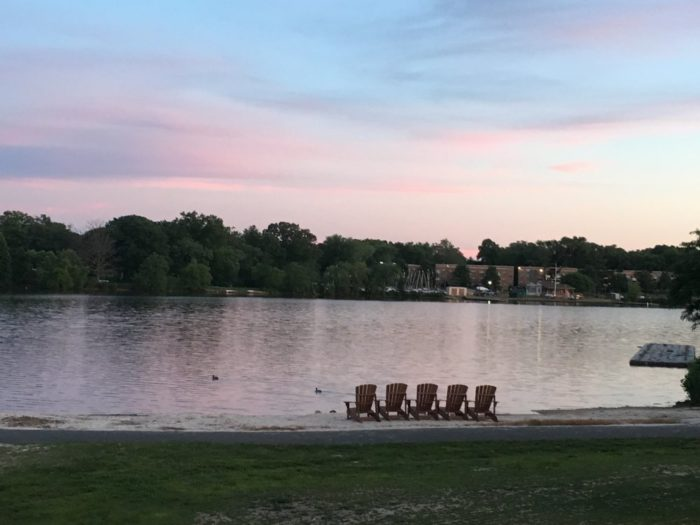 Sip some wine, grab some grub and just watch the sunset at this waterfront spot. Be one of the first to give this restaurant a try.