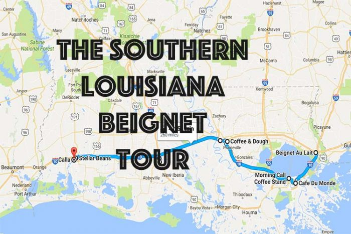 Take the Southern Louisiana Beignet Tour
