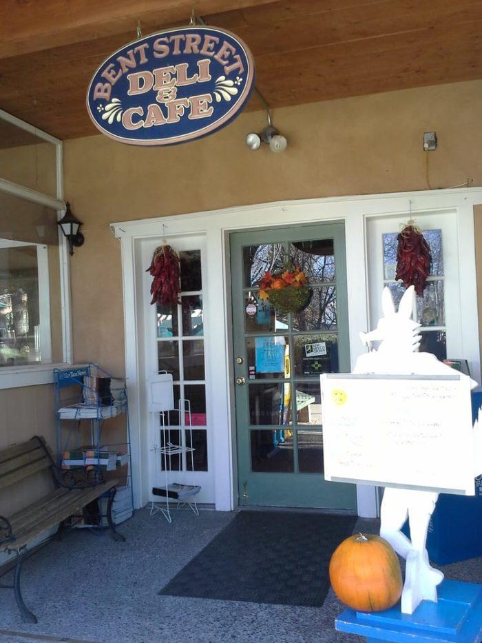 11. Bent Street Café and Deli, 120 Bent Street, Suite M, Taos