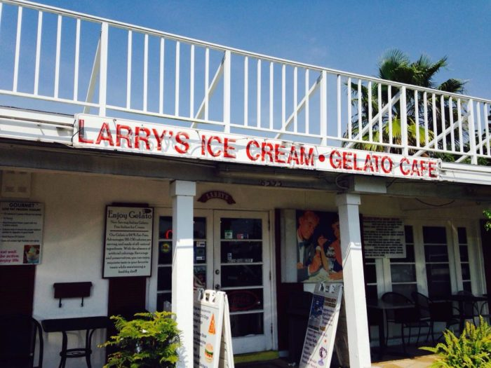4. Key Lime Ice Cream from Larry's Olde Fashioned Ice Cream And Gelato, St. Pete Beach
