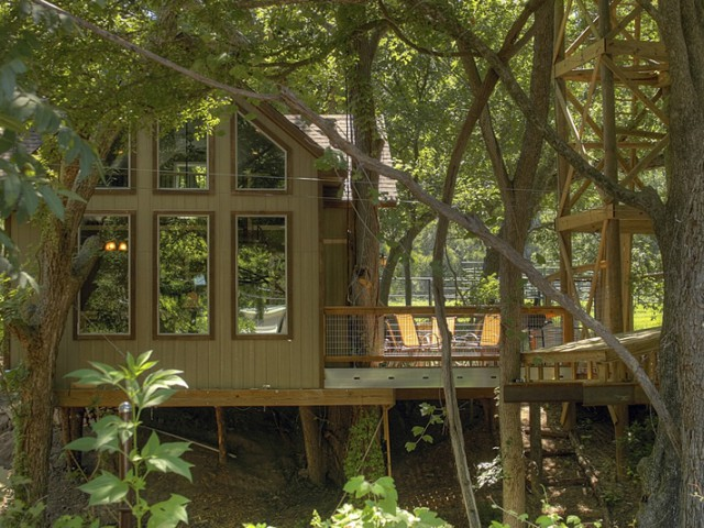 7 Of The Best Cabins In Texas To Stay In This Fall