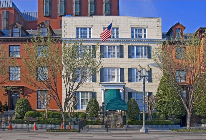 6. The Blair House