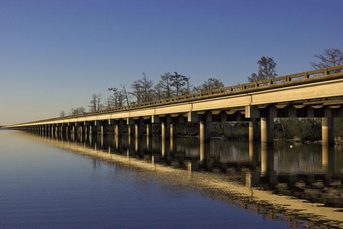5) Bonnet Carre Spillway