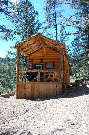 5. Bottlehouse Cabins, Alto