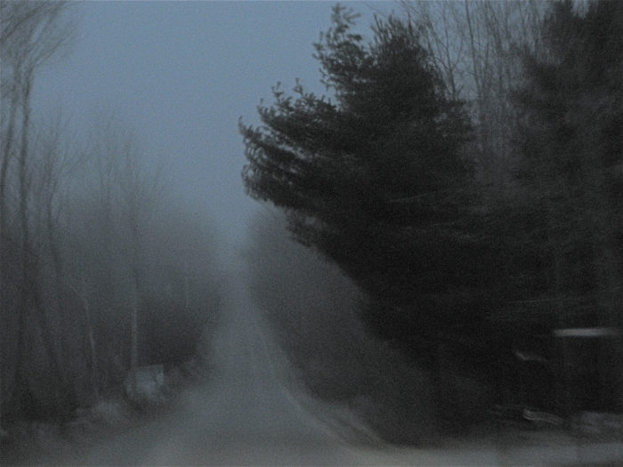 These Are The 6 Scariest Haunted Roads In Maine