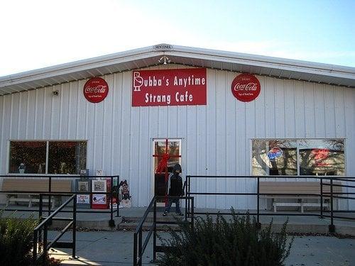 7. Bubba's Anytime Strang Cafe, Strang