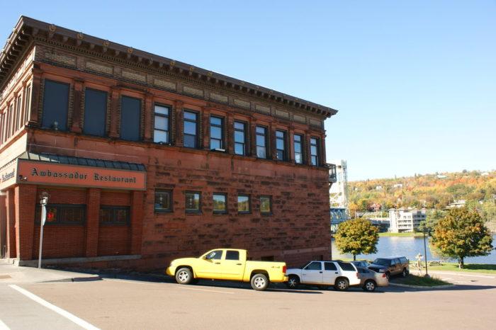 4. Ambassador Restaurant (126 Shelden Ave, Houghton)