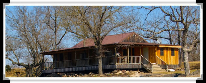 The 10 Most Cozy And Charming Cabin Rentals In Kansas