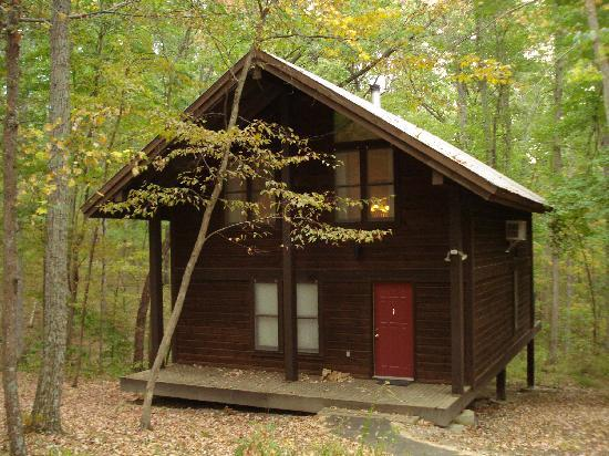The Best Log Cabins To Rent In Indiana Are At Brown County