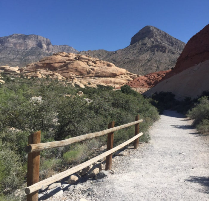 Calico Tanks Trail (Red Rock Canyon National Conservation Area)