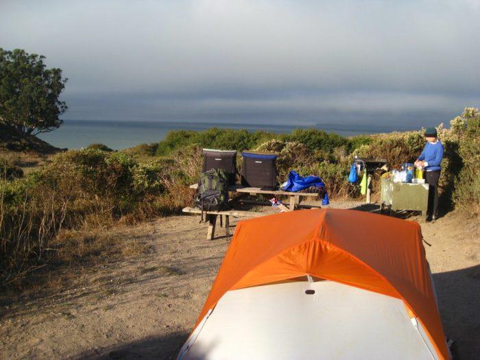 3. Point Reyes National Seashore (Coast Camp)