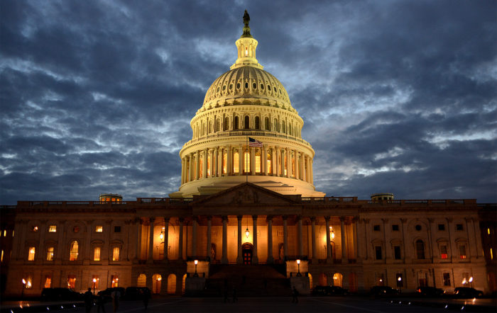 2. The United States Capitol