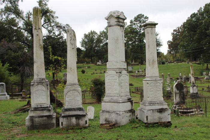 8.Oakland Cemetery, Shreveport