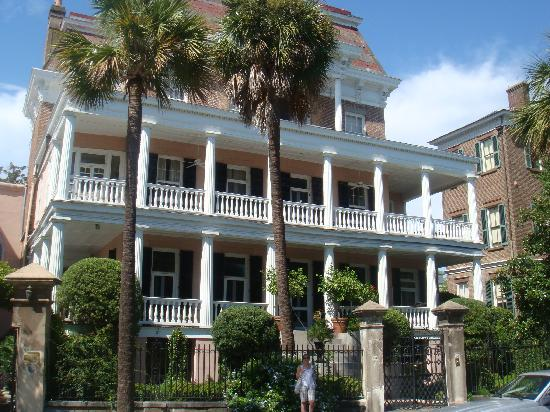 6. Battery Carriage House - Charleston, SC