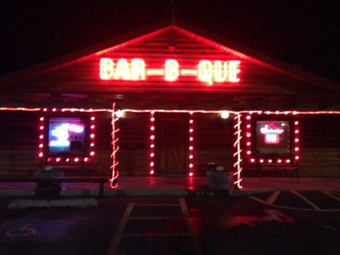 2. Red Chimney Pit Bar-B-Q, 817 N Canal Street, Carlsbad
