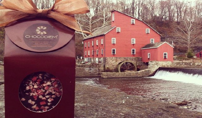 Chocodiem is a world-class producer of Belgian artisan chocolates located at 49 Main Street in Clinton.