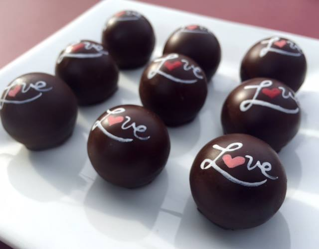 The gourmet shop was just ranked among the top 10 chocolate shops in all of North America by the Institute of Culinary Education.