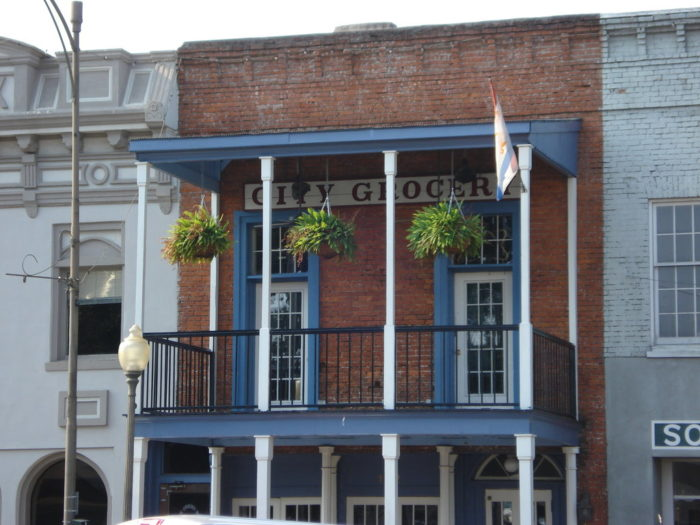2. City Grocery, Oxford