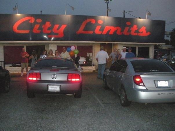 8. City Limits (Sherman)